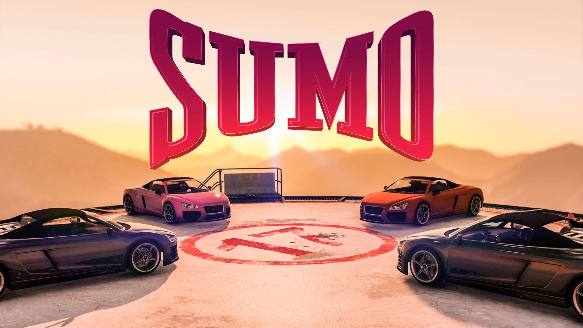 GTA Online Weekly Update: SUMO adversary mód