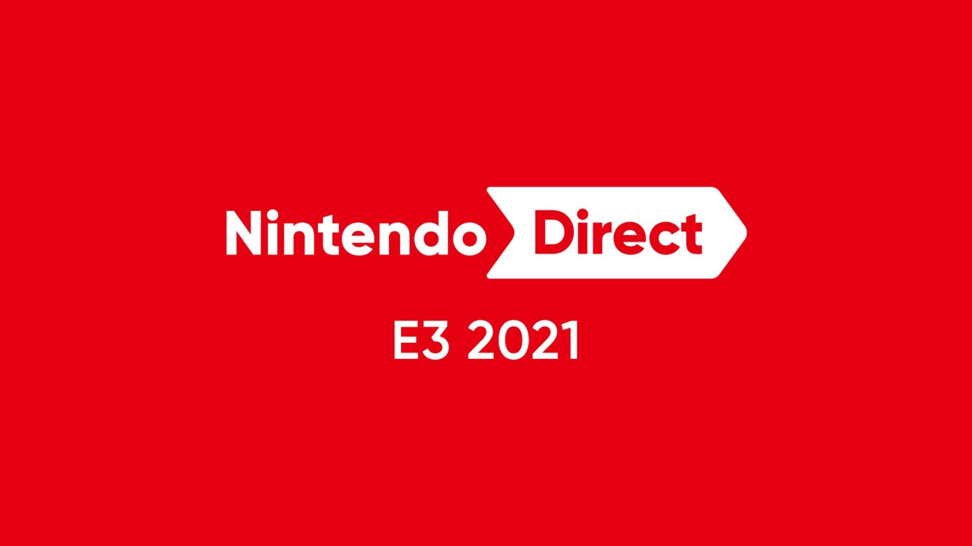 E3 2021: Nintendo Direct