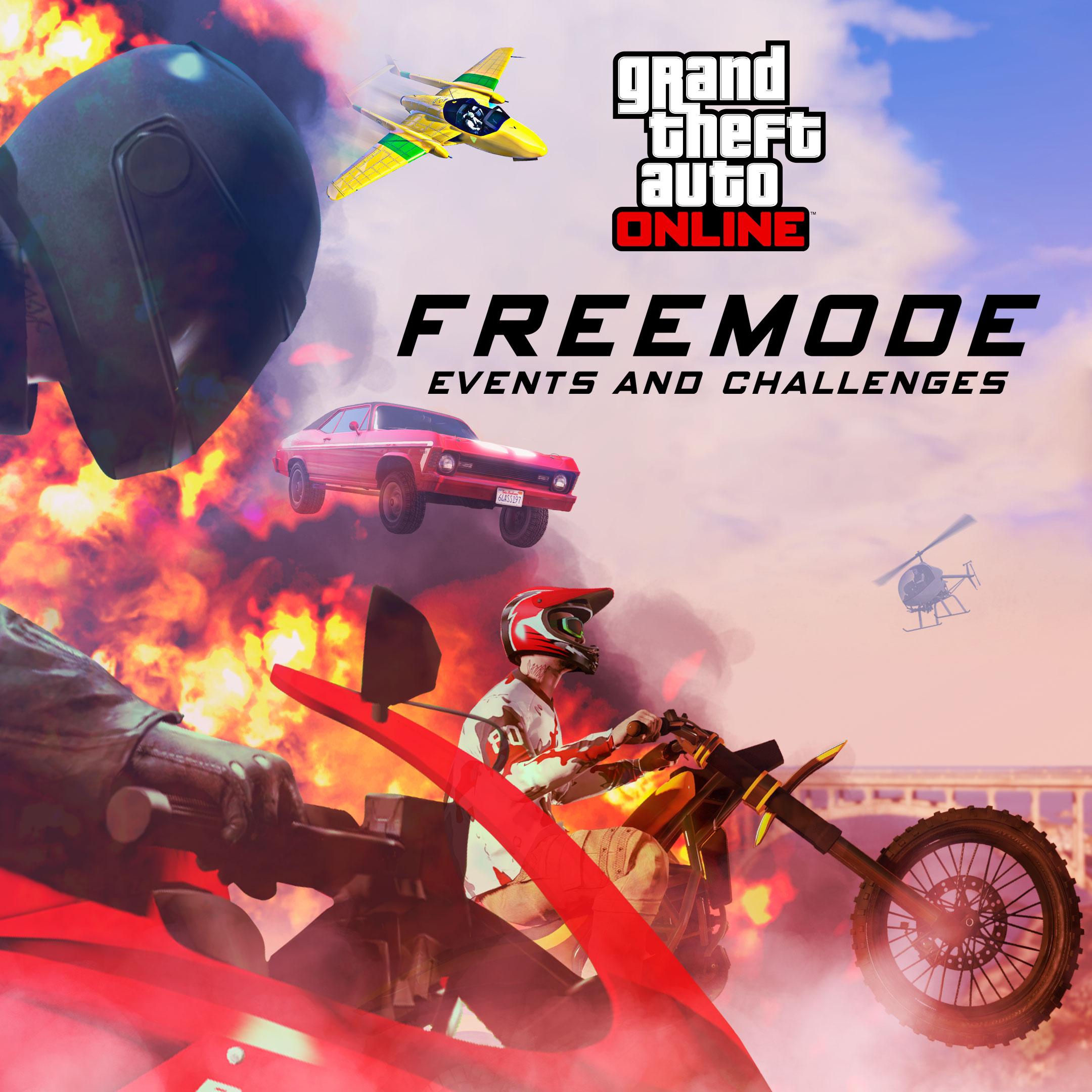 GTA Online Weekly Update: 3x RP & GTA$ a Freemode Eventekért