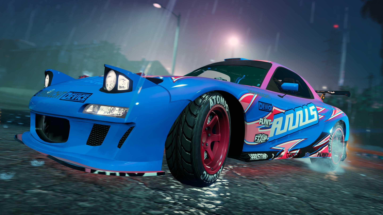 GTA Online Los Santos Tuners: Annis ZR350