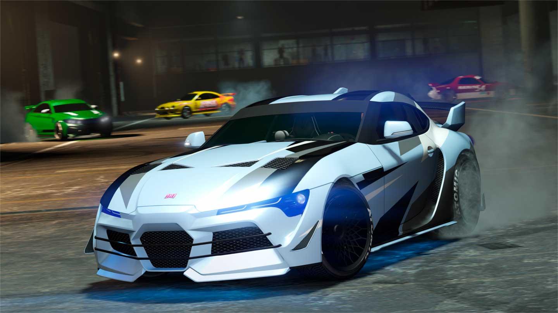 GTA Online Los Santos Tuners: Dinka Jester RR