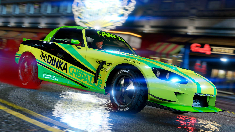 GTA Online Los Santos Tuners: Dinka RT3000