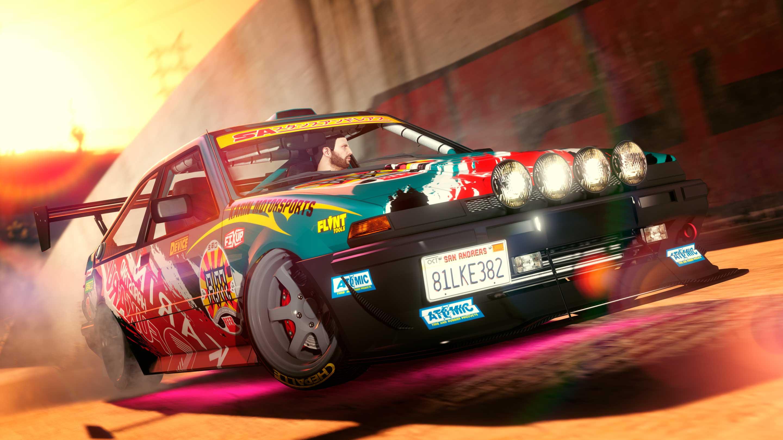 GTA Online Los Santos Tuners: Karin Futo GTX