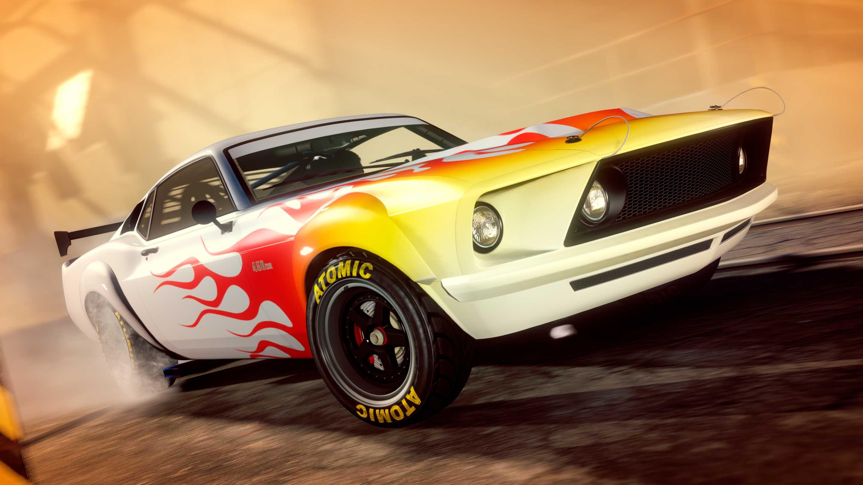 GTA Online Los Santos Tuners: Vapid Dominator GTT