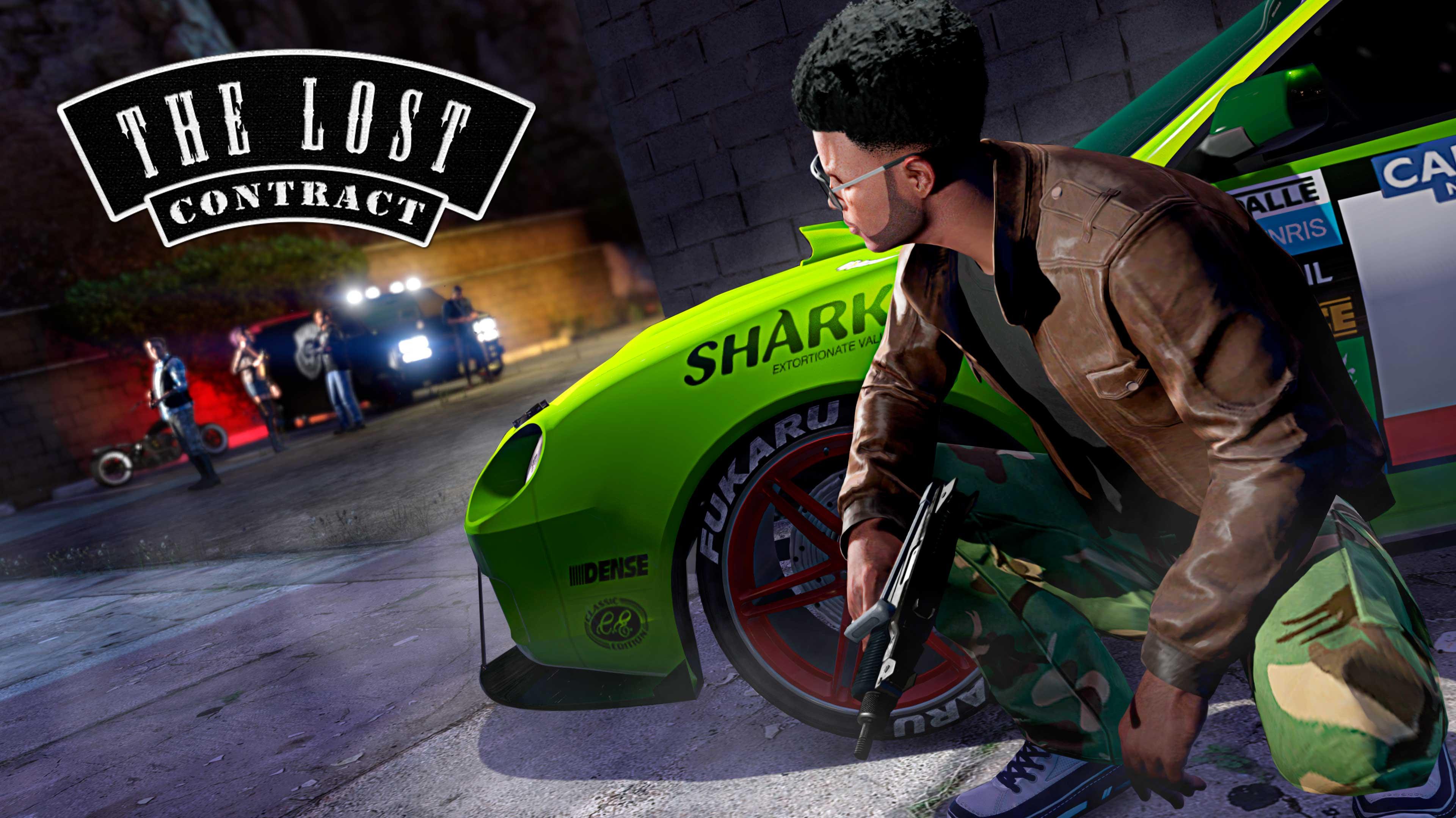 GTA Online Los Santos Tuners The Lost Contract