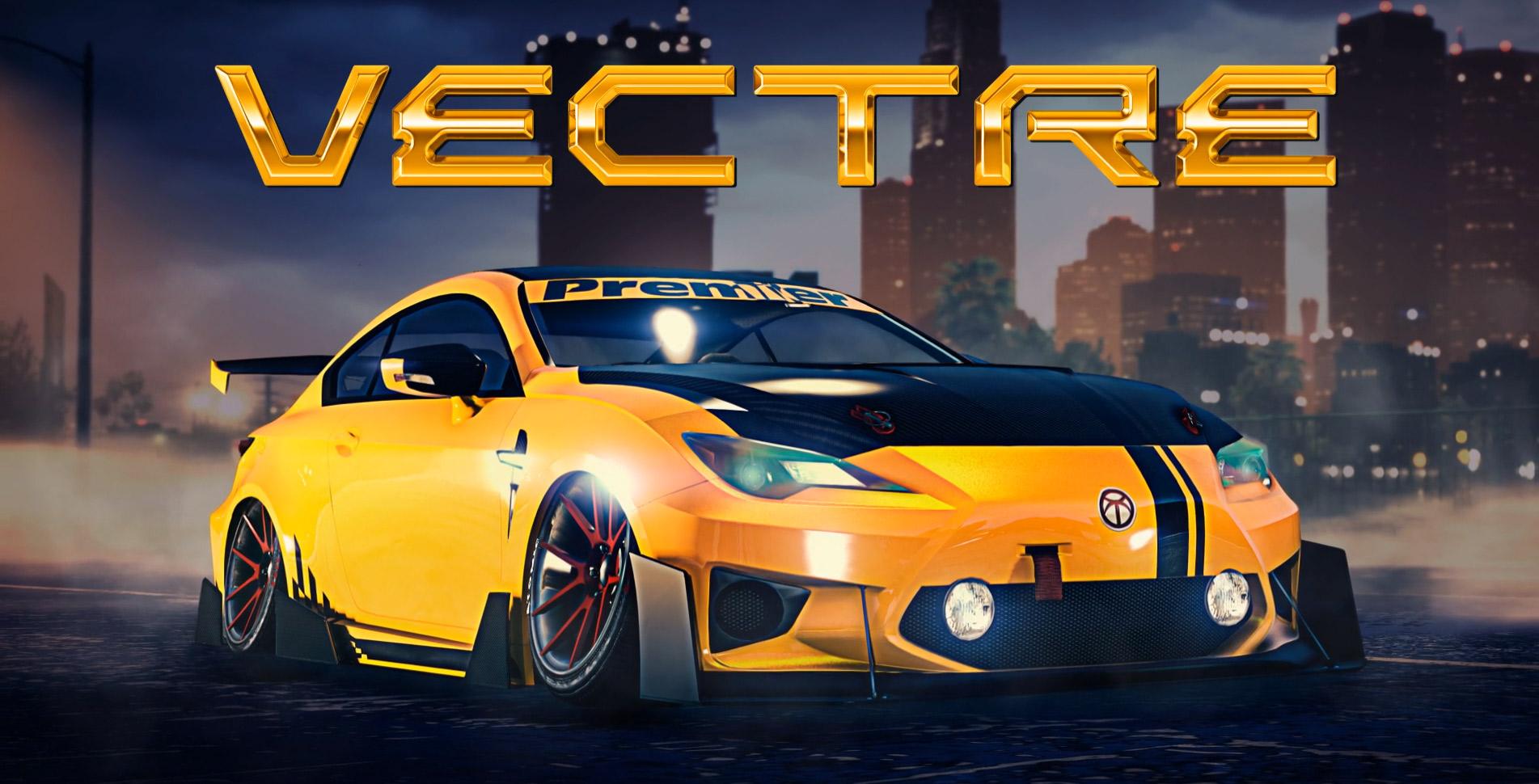 GTA Online Los Santos Tuners Emperor Vectre