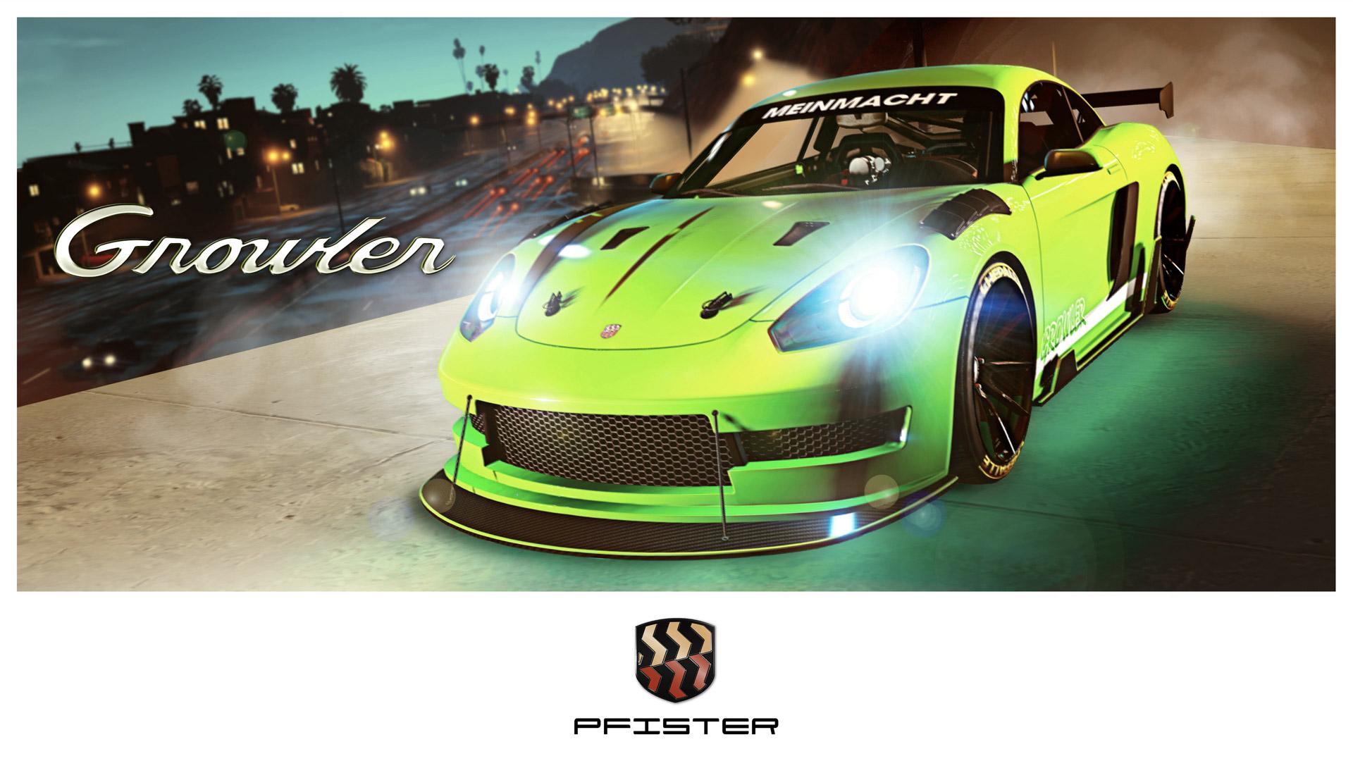 GTA Online Los Santos Tuners Pfister Growler