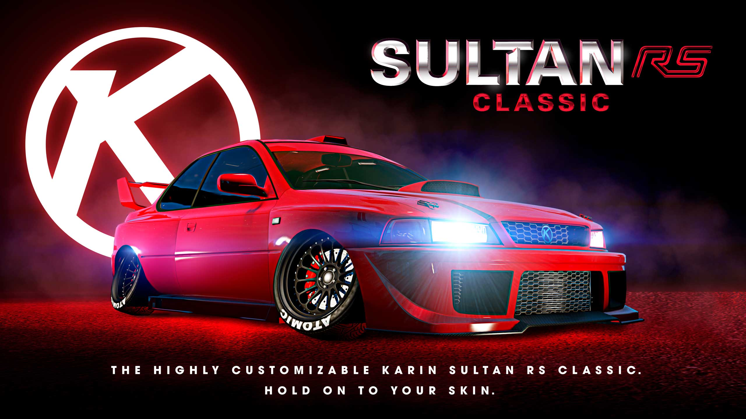 GTA Online Los Santos Tuners Karin Sultan RS Classic