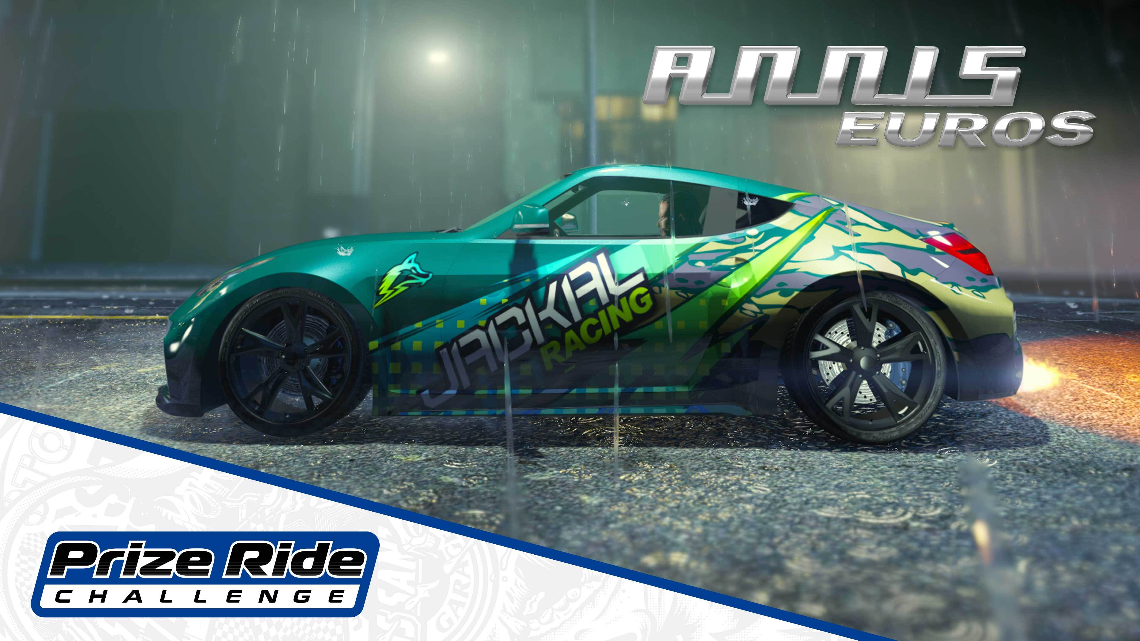 GTA Online Los Santos Tuners Prize Ride: Annis Euros