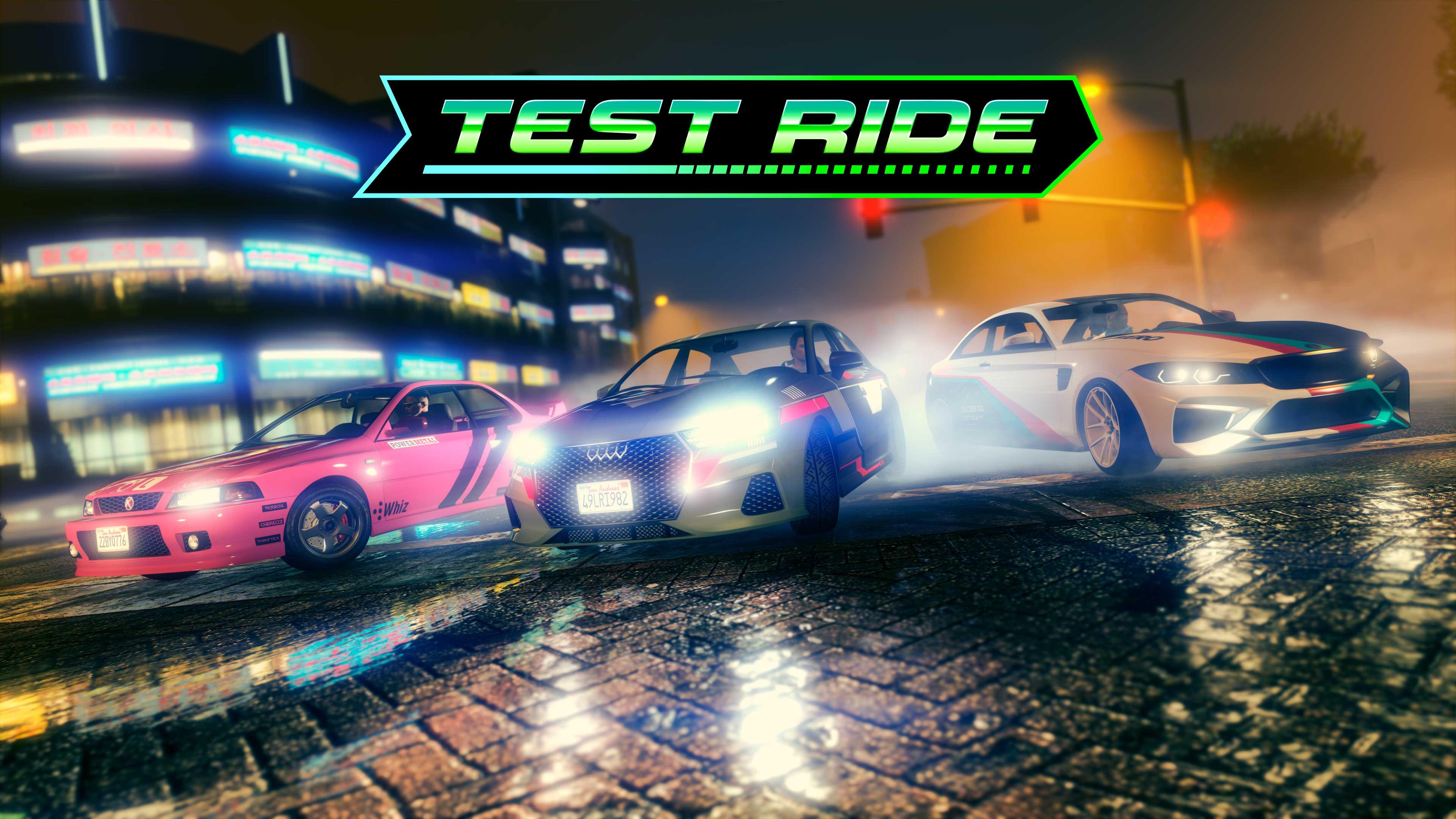 GTA Online Los Santos Tuners Prize Ride Annis Euros