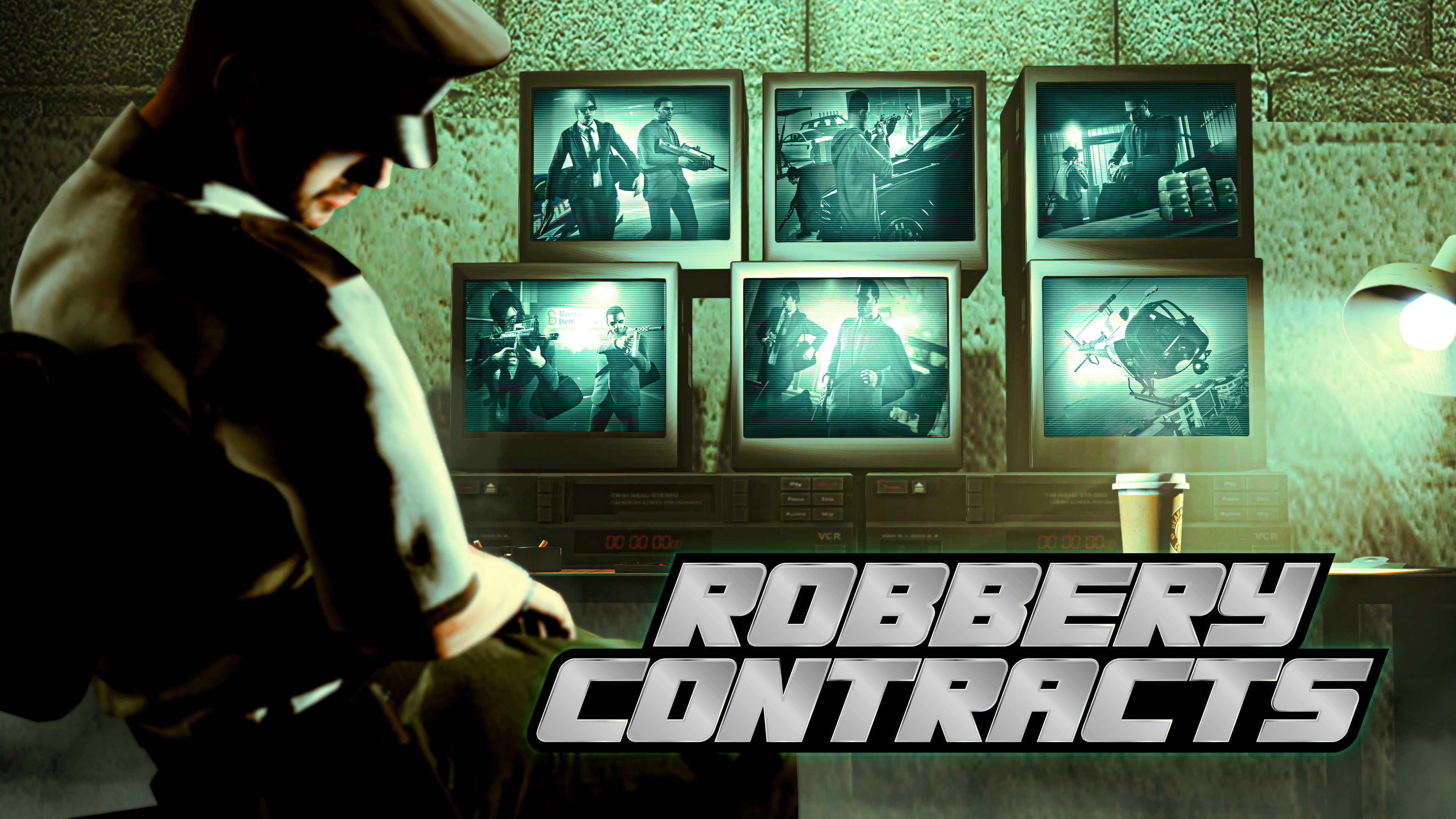 GTA Online Robbery Contracts