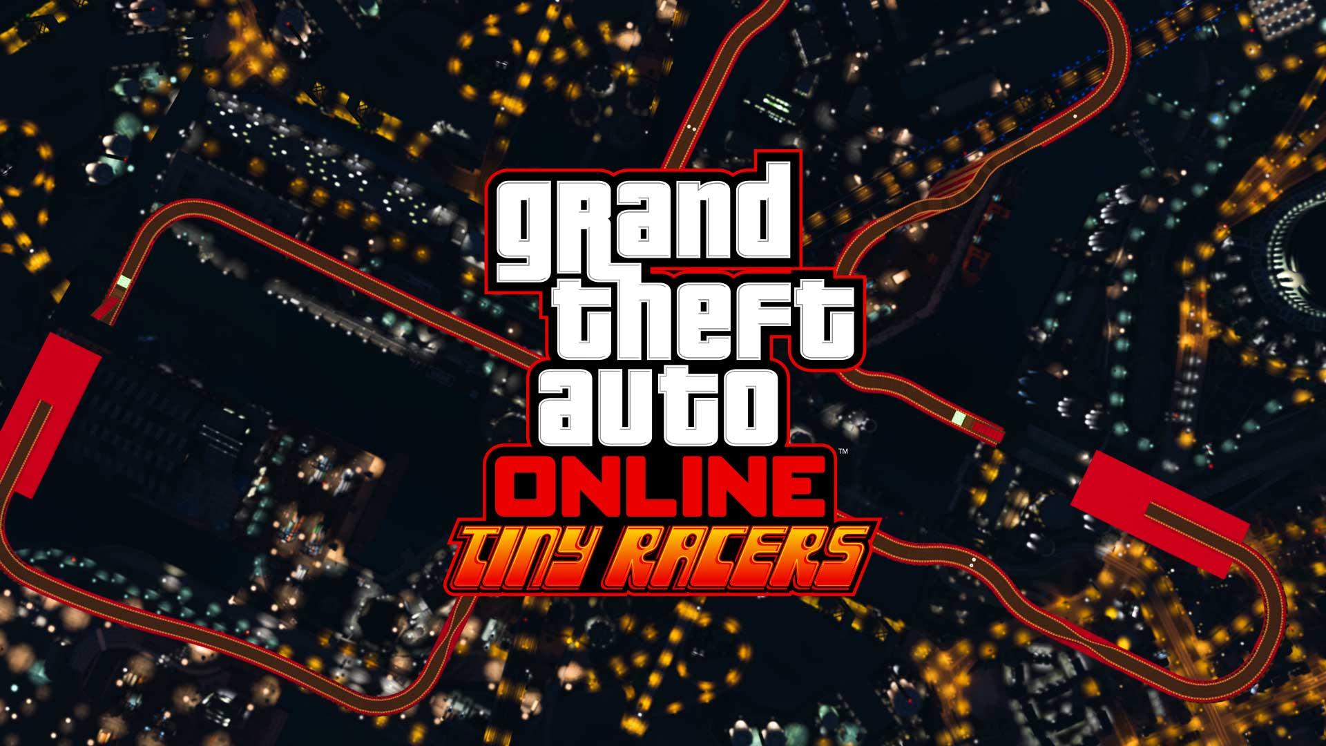 GTA Online Tiny Races