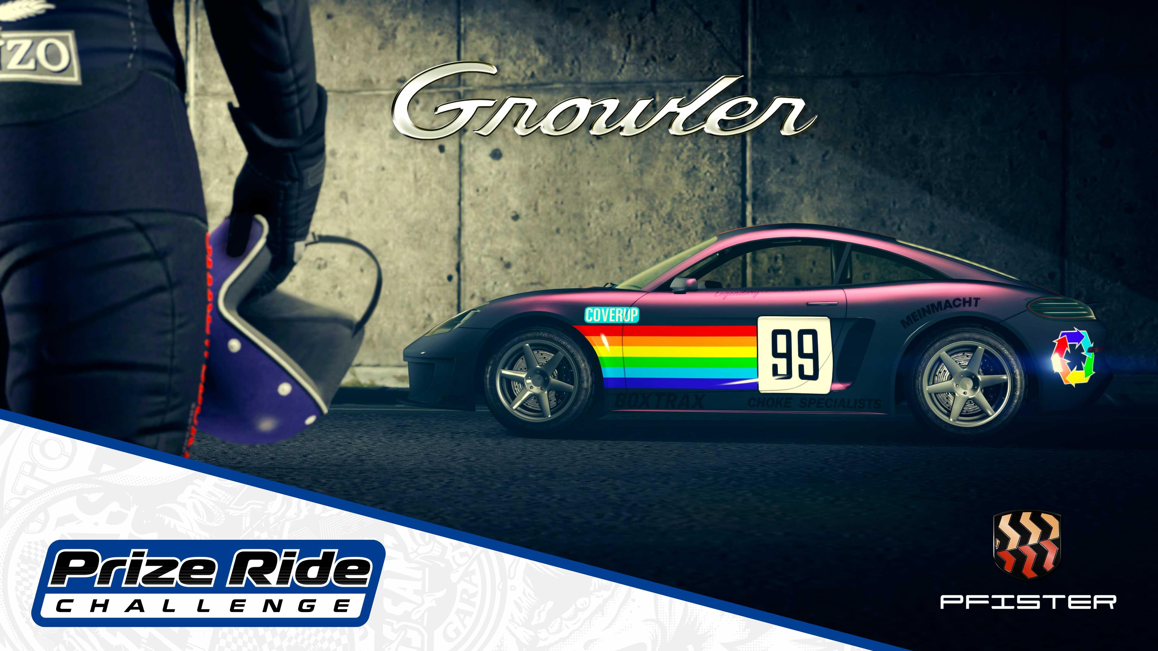 GTA Online Los Santos Tuners Prize Ride: Pfister Growler