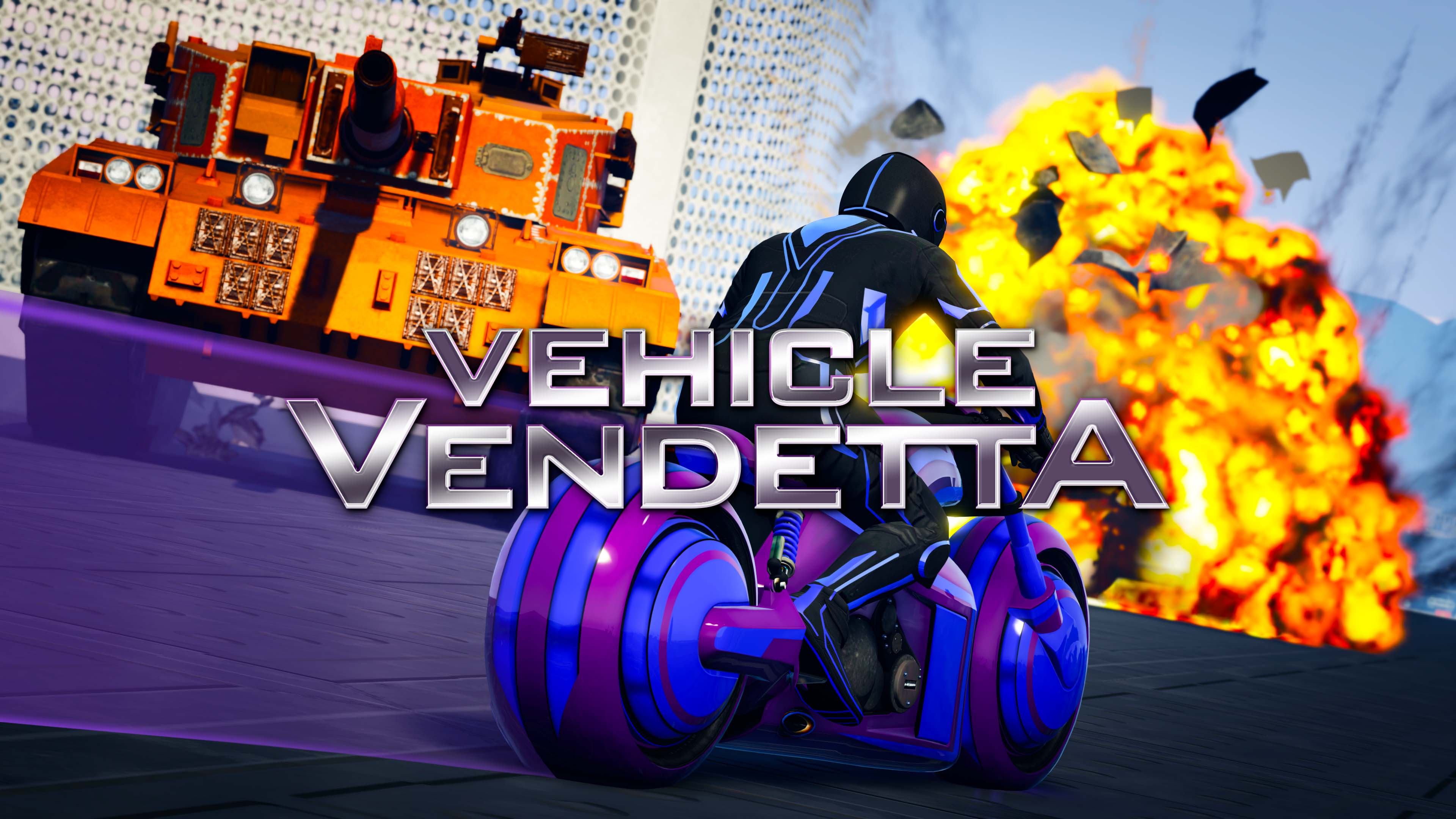 GTA Online Vehicle Vendetta