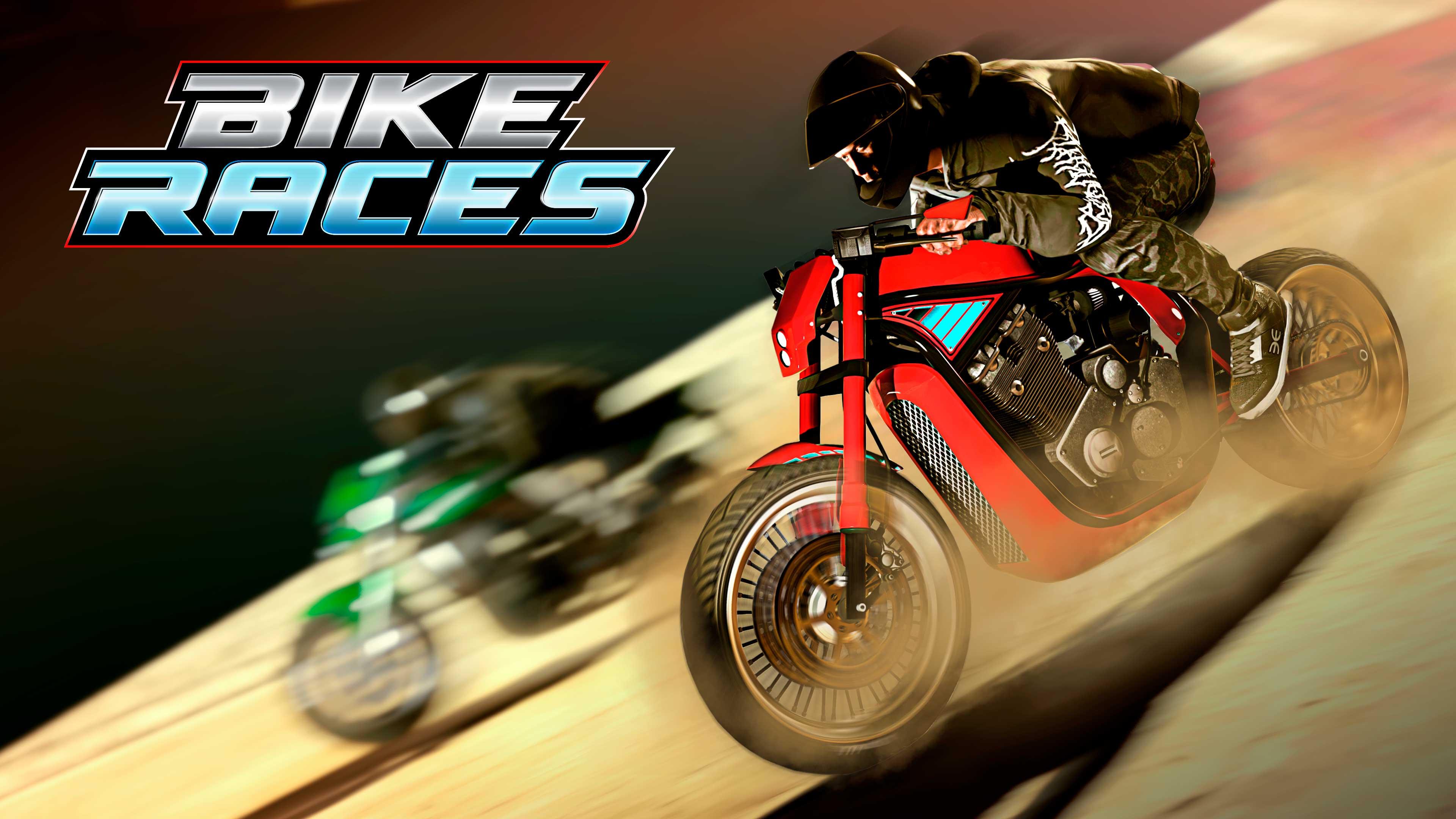 GTA Online Bike Races