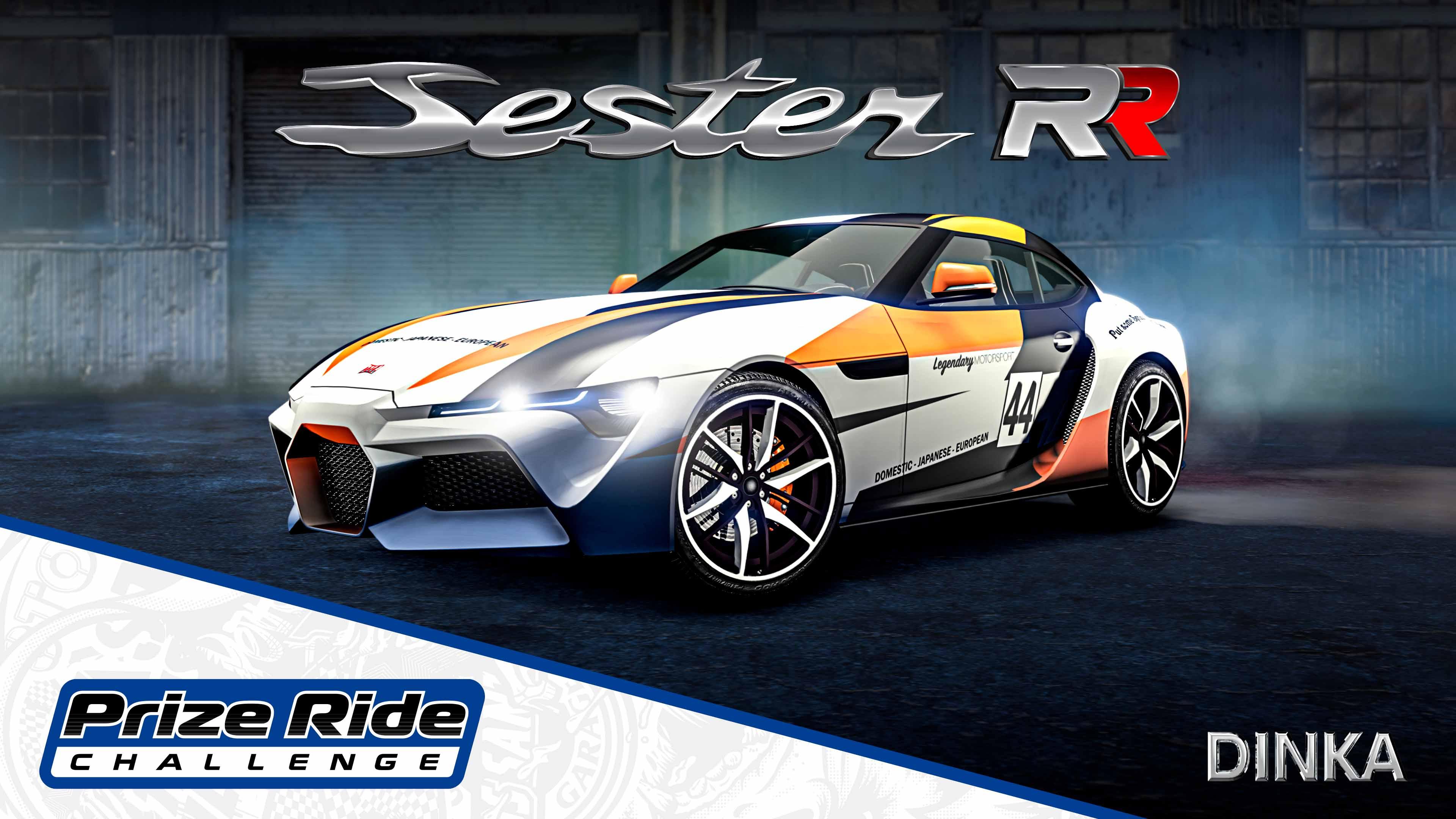 GTA Online Los Santos Tuners Prize Ride: Dinka Jester RR
