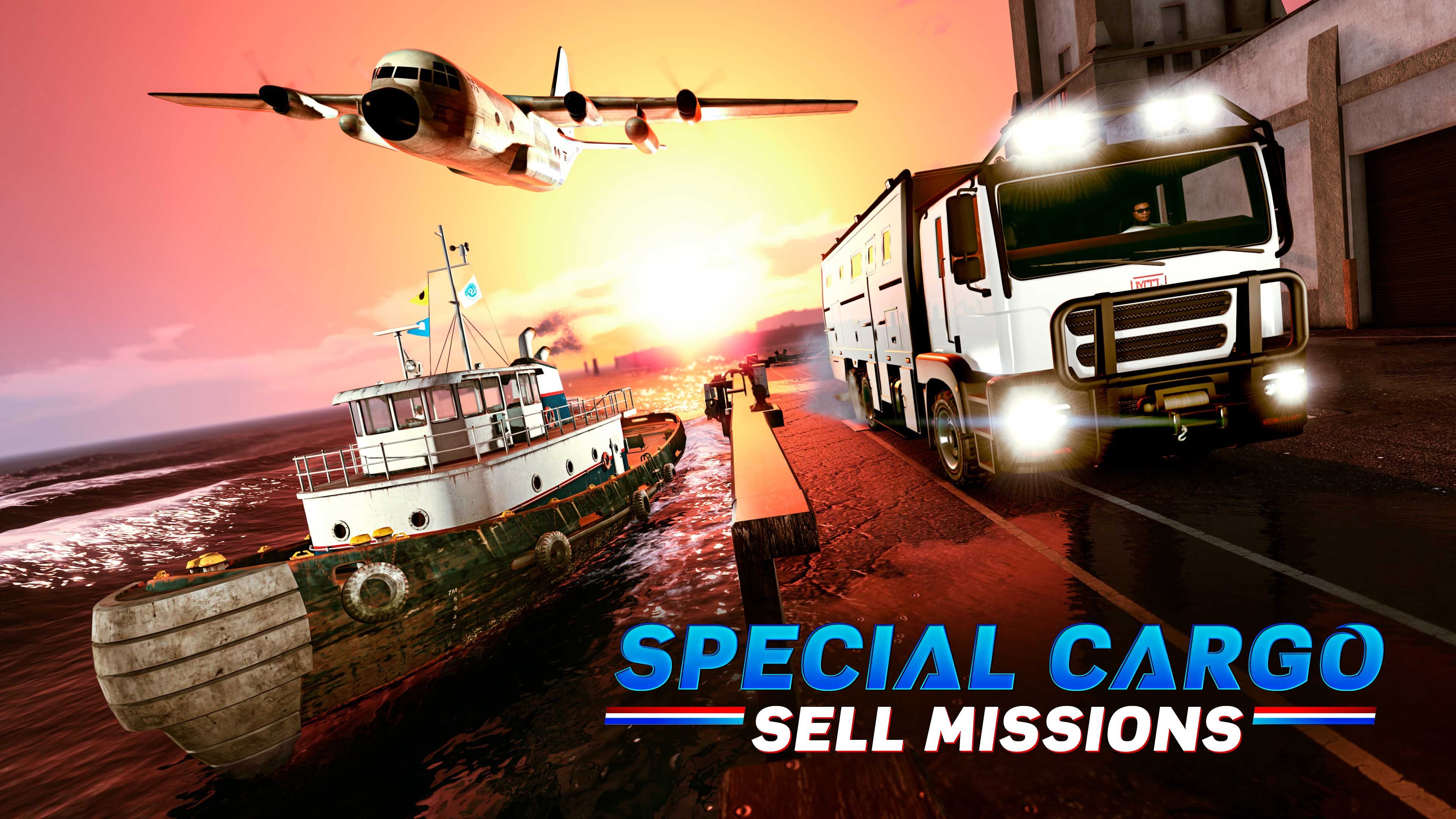 GTA Online Special Cargo Sell Missions
