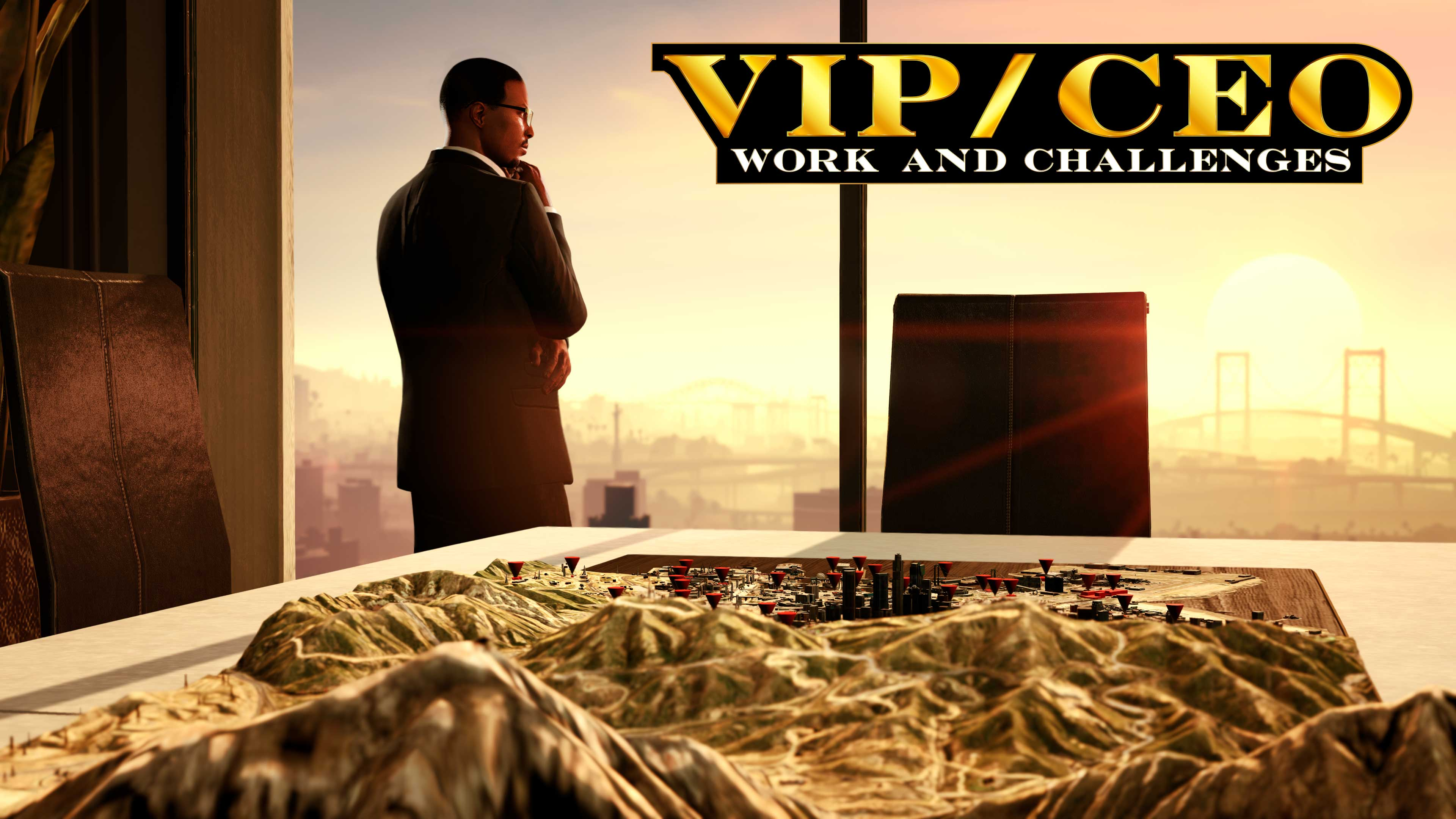 GTA Online CEO Work