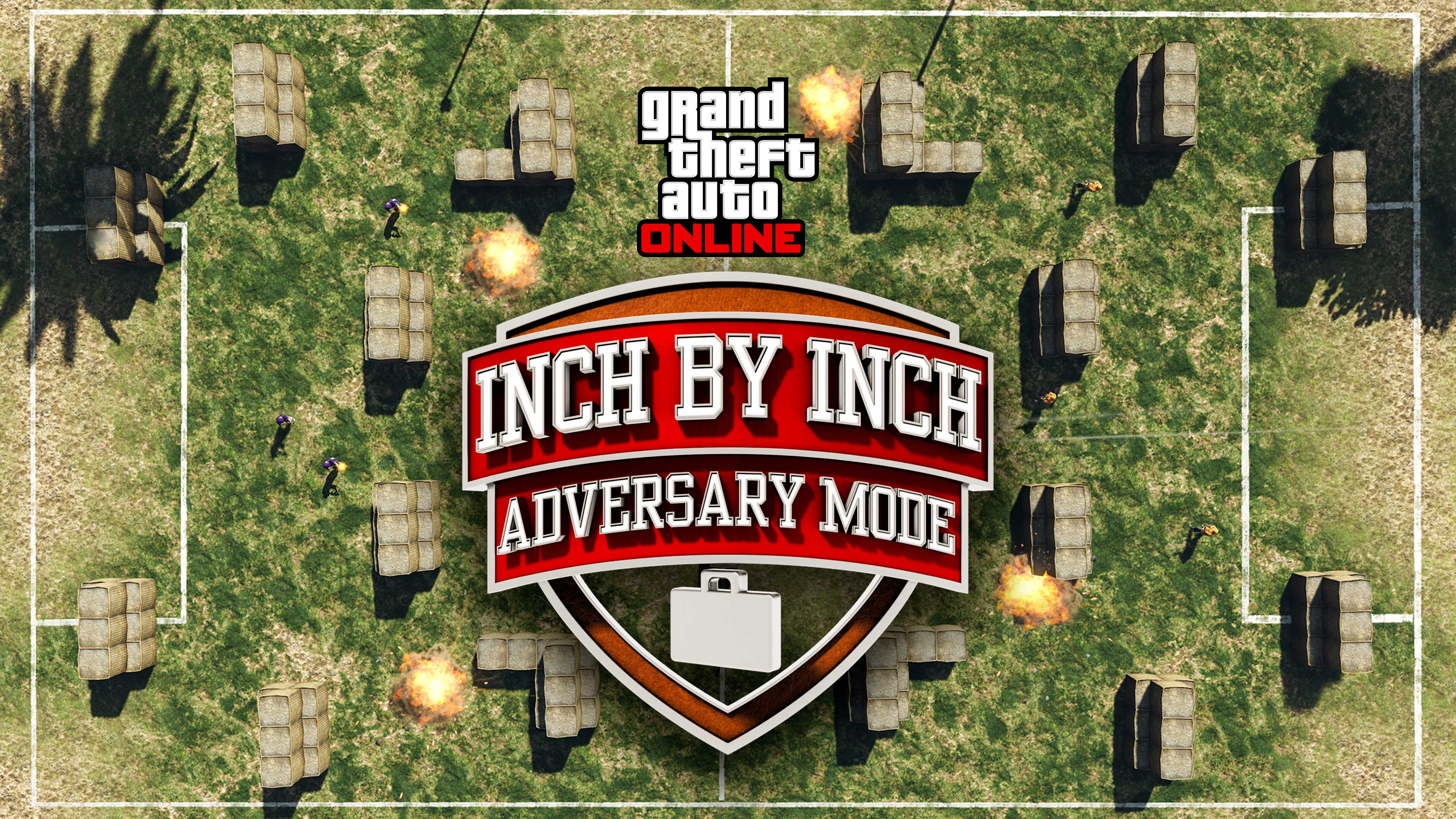 GTA Online Inch By Inch