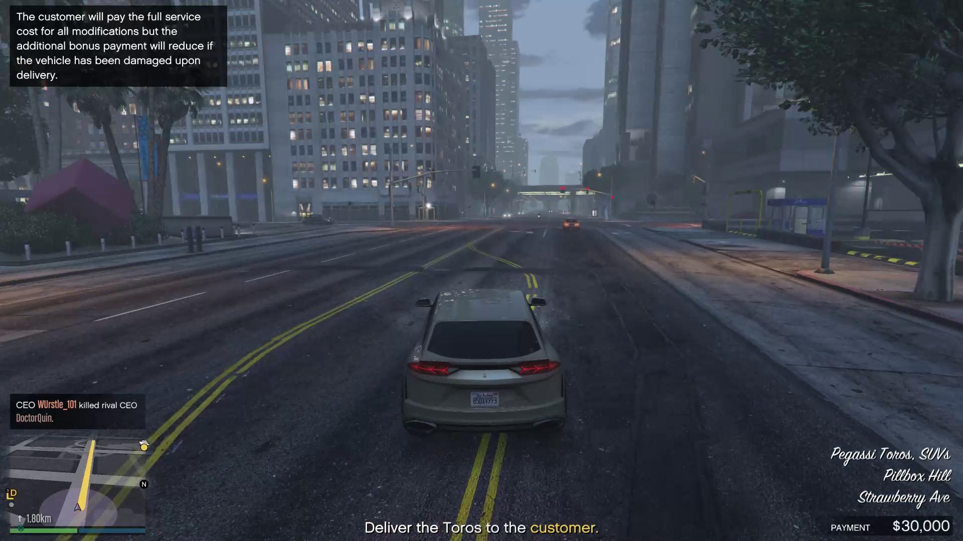 GTA Online Los Santos Tuners Repair and Mod Business