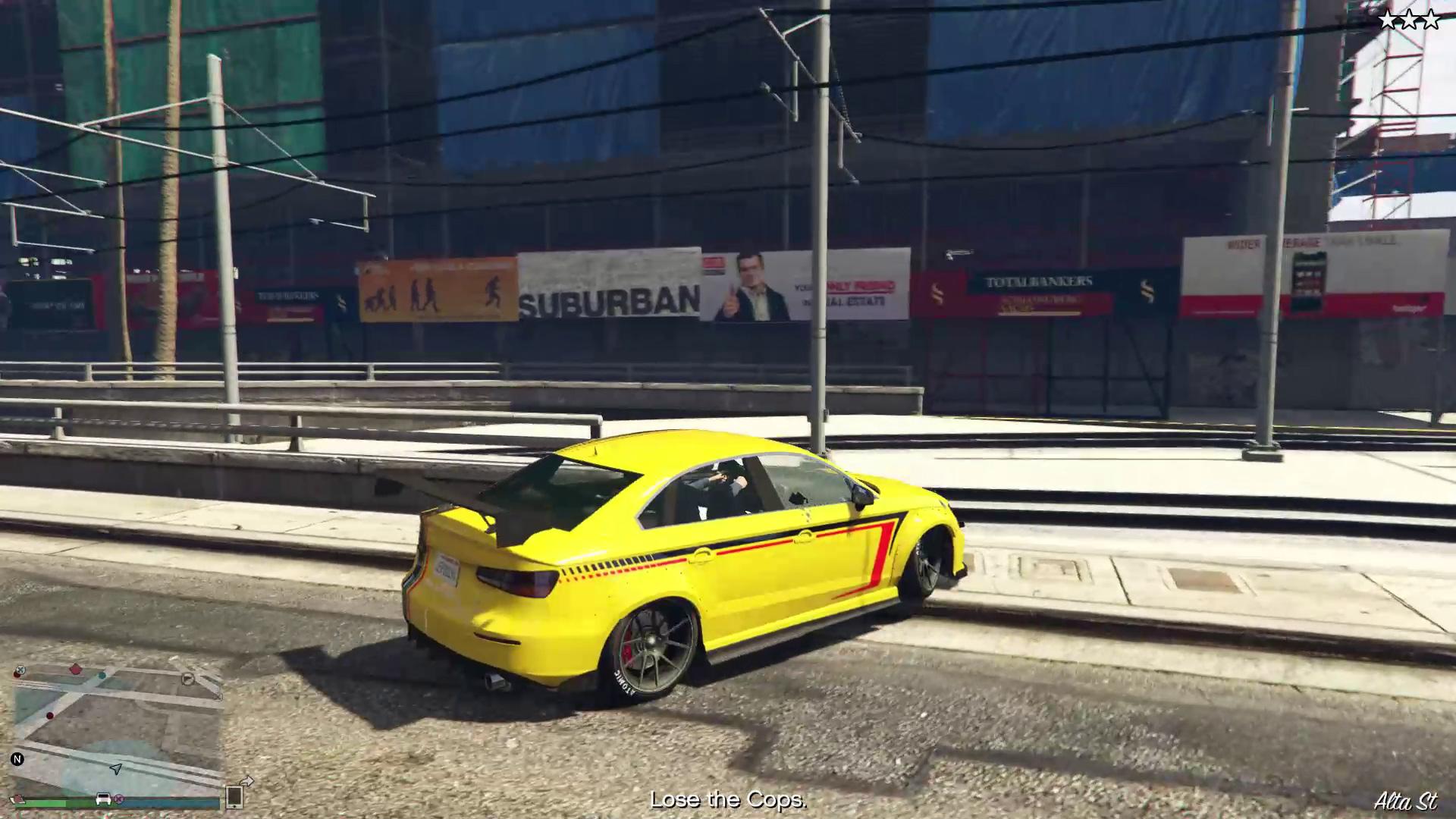 GTA Online Los Santos Tuners Auto Shop Setup
