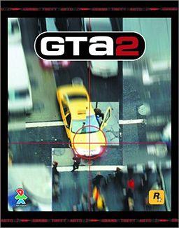 GTA 2 borító